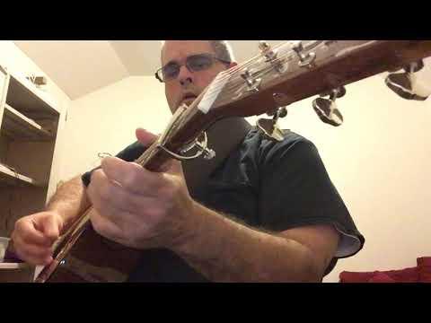 -Black Mountain Rag- Played on a Blueridge BR-140