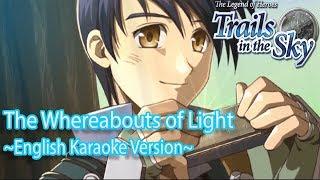 The Whereabouts of Light/Hoshi no Akira - English Karaoke Version