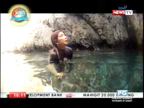 Kara David explores Palawan's Secret Spots