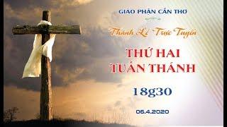 Thánh Lễ Trực Tuyến - 18g30 - THỨ HAI TUẦN THÁNH – ngày 6.4.2020