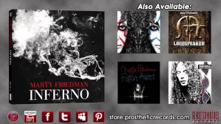 "Marty Friedman - ""INFERNO"" Official Track Stream"