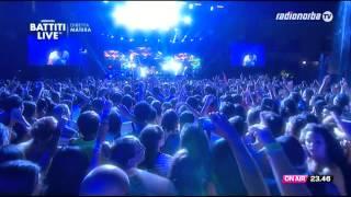 Gabry Ponte - Battiti Live 2014 - Matera
