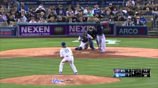 Los Angeles Dodgers Pitching Rotation 2015 Highlights!