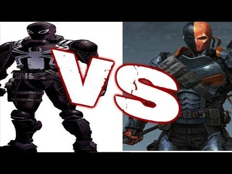 SECTION XX FANTASY FIGHT-(Venom Vs Deathstroke)