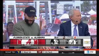 9-2-17 College GameDay FSU vs Alabama Picks