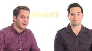 Skylar Astin & Ben Platt Want Zayn Malik To Join Pitch Perfect Movie
