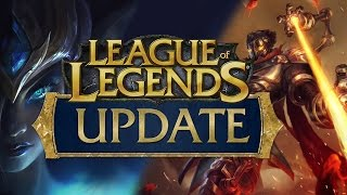 League of Legends Update 9/25/14: Patch 4.17, Crs Piglet?, How To Deal With Toxic Players