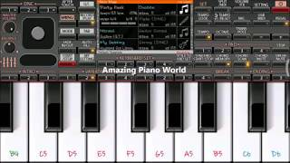 Ladki Aankh Mare | Simmba | Instrumental Piano ORG2018