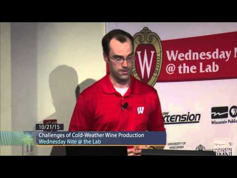 WPT University Place: Challenges Of Cold-Weather Wine Production