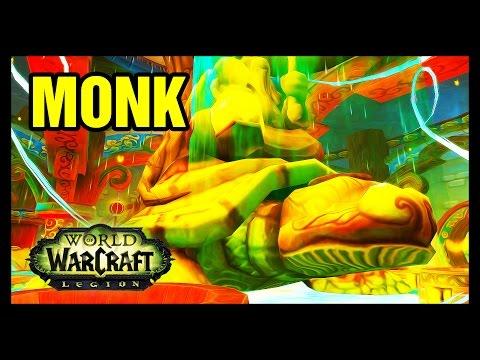 Mistweaver Monk Artifact Scenario