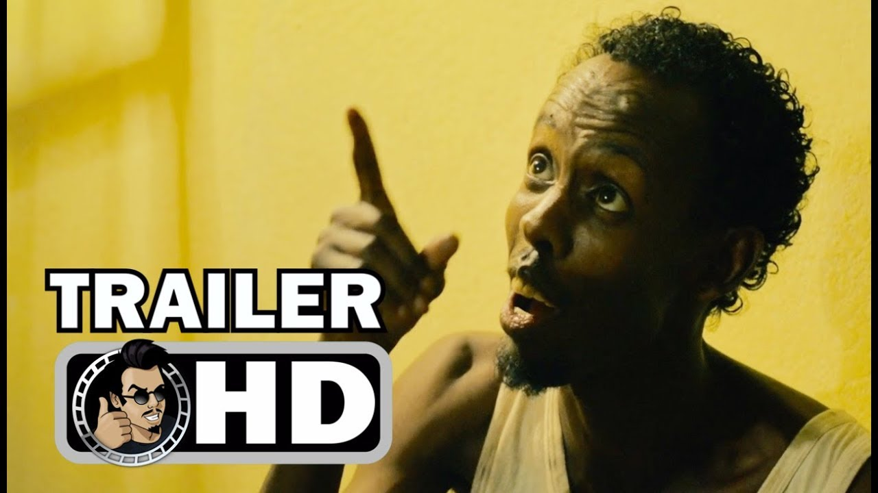 THE PIRATES OF SOMALIA Official Trailer (2017) Evan Peters Al Pacino Drama  Movie HD