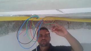 Como emenda fios