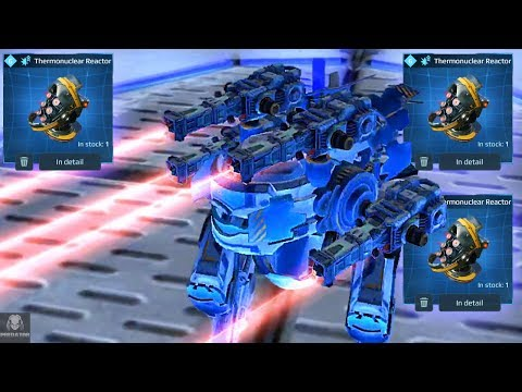 Blitz With 4 Gekkos & 3 Damage Modules | Insane  Damage | War