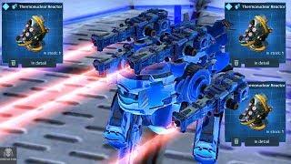 Blitz With 4 Gekkos & 3 Damage Modules | Insane  Damage | War thumbnail
