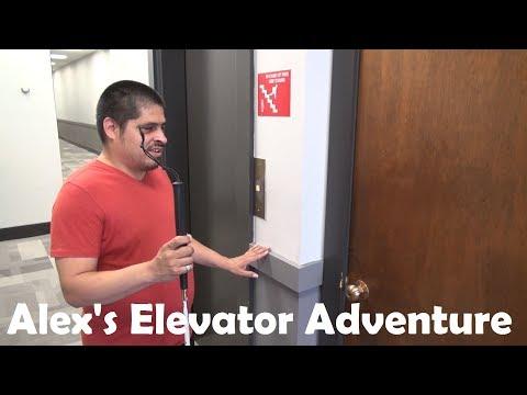elevaTOURS Autism Outreach: Alex's Elevator Adventure In Kirkwood MO