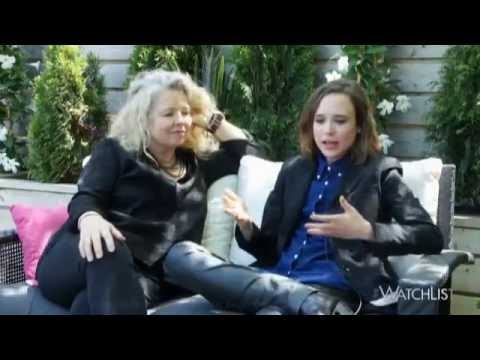 The Watchlist - Ellen Page - Into the Forest Interview (06/02/2016)