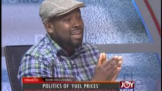 Politics of 'Fuel Prices' - Newsfile on JoyNews (22-9-18) thumbnail