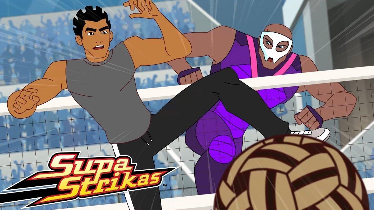 Download Supa Strikas | Sepak Attack | Full Episodes | Soccer Cartoons for Kids | Sports Cartoons