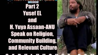 Part 2 - Yusef El and H  Yuya Assaan ANU on High Frequency Radio