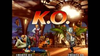 Gameplay The King of Fighters Portable 94~98 PSP