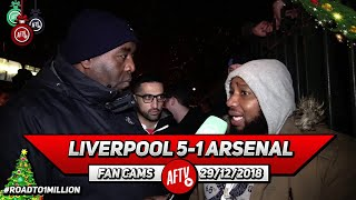 Liverpool 5-1 Arsenal | This Is Still A Wenger Team, Emery Needs Money & Time! (Da Mobb)
