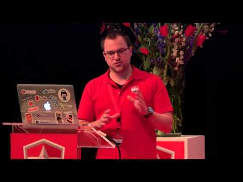 Domain Model Objects In AngularJS By Gert Hengeveld At NG-NL 2015