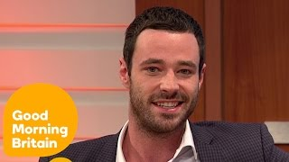 Corrie's Sean Ward On The Live Episode And Girlfriend Georgia May Foote | Good Morning Britain