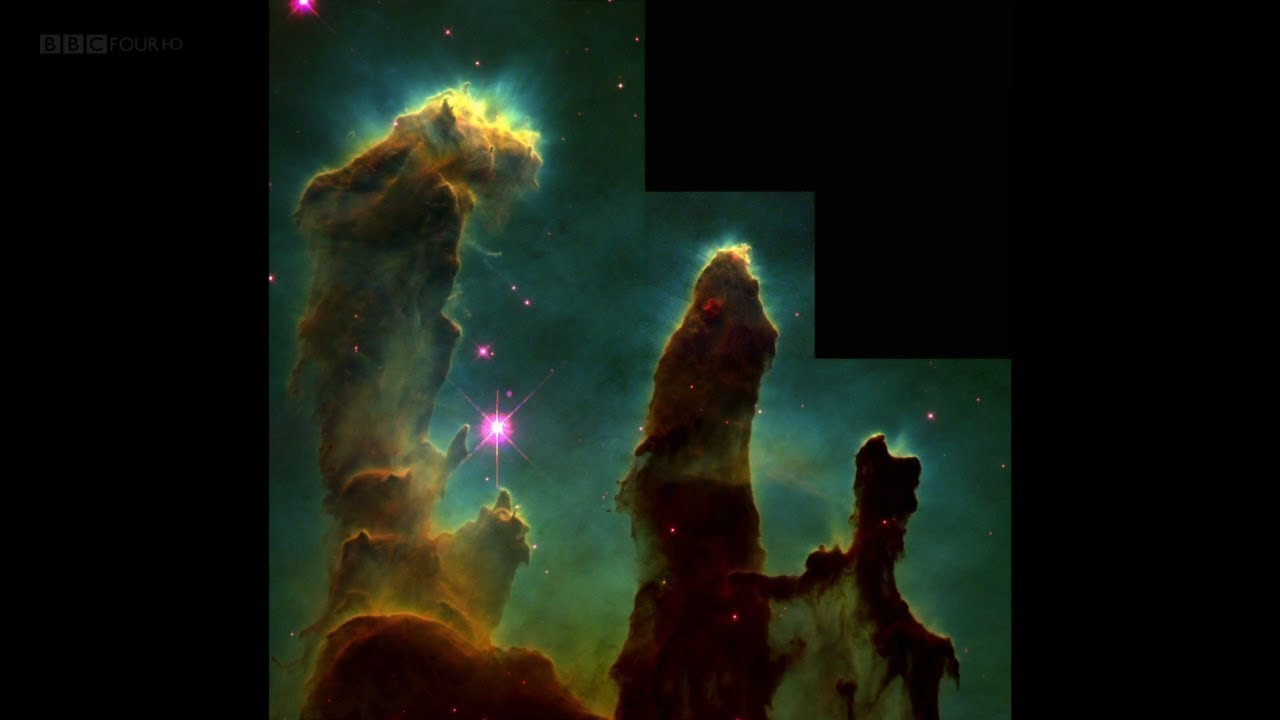 Download BBC The Sky at Night - The Pillars of Creation [HD]