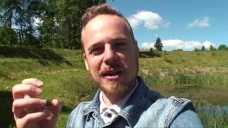 Привет, Земляне! 2. Кратерный сад и пруд-плотина. Семейная ферма в Белоруссии