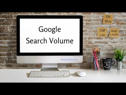 Google Search Volume | How Many Times is a Keyword Searched Per Month | SEO [11:16]