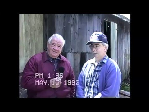 WGOH - Larry Marnes Railroad end  5-15-92