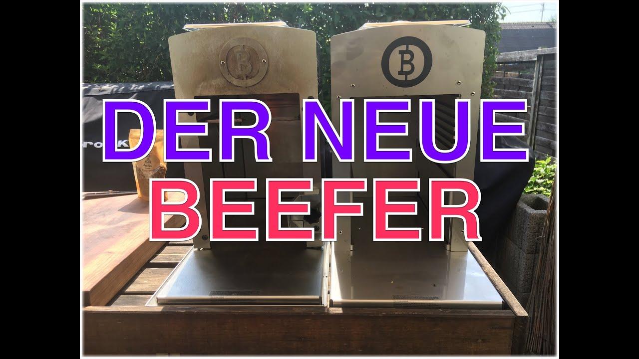 Außenküche Selber Bauen Xl : Beefer one vs. beefer one pro vergleich klaus grillt youtube
