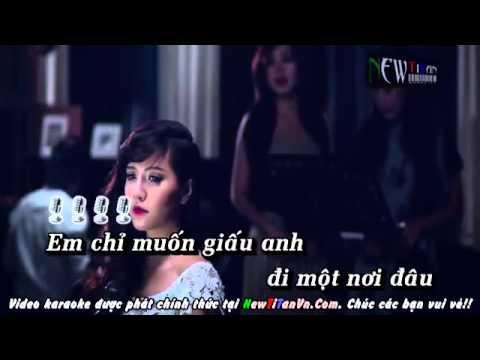 Karaoke Em Muốn Bích Phương NewTitan Karaoke HD Online