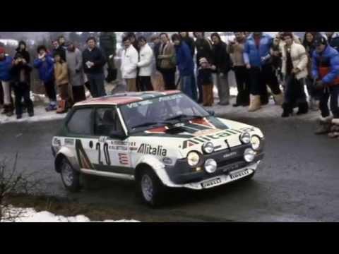 Video tributo alla mitica Ritmo Abarth Rally - by Max