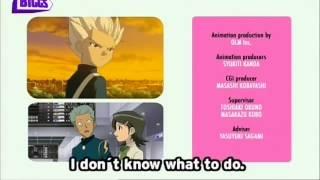 Inazuma Eleven Ending English Dub