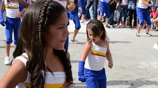 baile de las fiestas de los Palenques Samana Caldas
