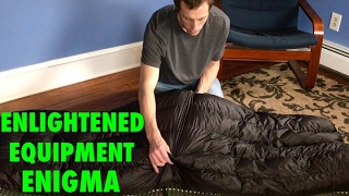 eNLIGHTENED EQUIPMENT ENIGMA long term review the GOOD and the BAD