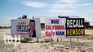 How California's recall election process works