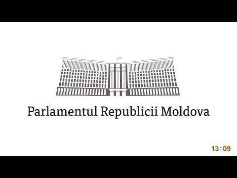 Şedinţa Parlamentului Republicii Moldova 17.10.2019