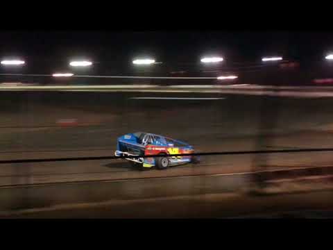 Timed Hot Laps - Bridgeport Speedway 11-17-17