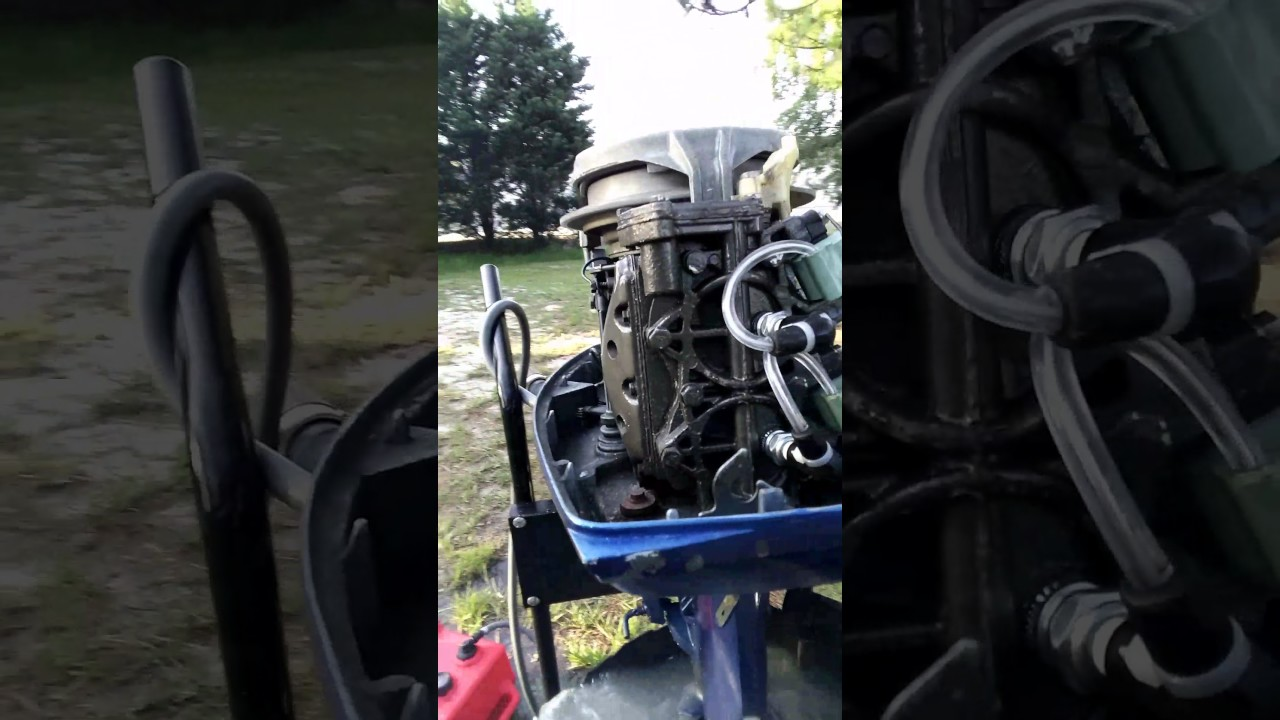 1973 Evinrude 25hp Wont Idle Page  1