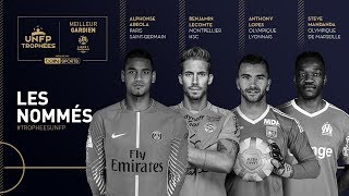 Trophée UNFP:Alphonse Aréola,Benjamin Lecomte,Anthony Lopes,Steve Mandanda Who is the best ?