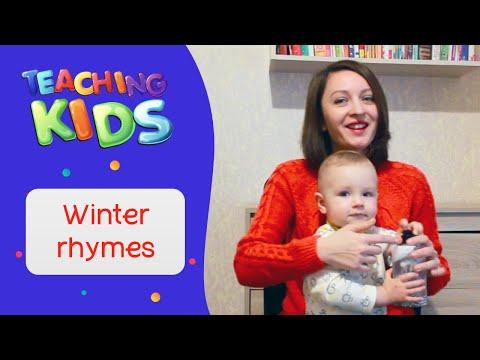 НОВОГОДНИЕ поделки СВОИМИ РУКАМИ и ПЕСНИ на АНГЛИЙСКОМ с ребенком I Teaching Kids I Выпуск #9