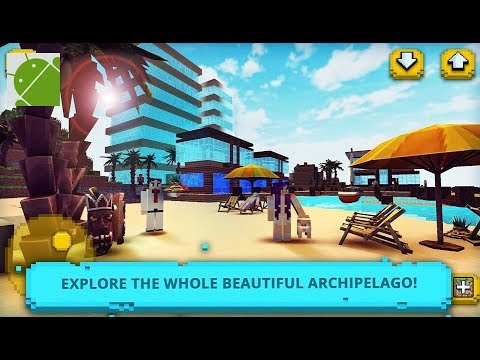 Paradise Island Craft: Sea Fishing & Crafting - Android Gameplay HD