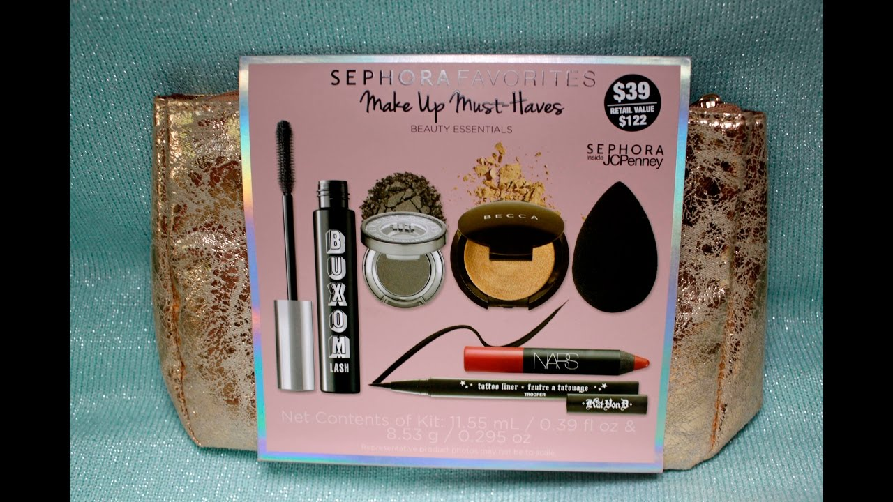 sephora favorites makeup must haves review 2016 - Makeup Must Haves