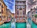 ✔ Beautiful VENICE Italy POV Walk ~ Shops, Cafe's, Historic Buildings