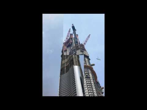 UPDATE!!! WUHAN | Greenland Center | 636m | 2087ft | 125 fl | May 2017