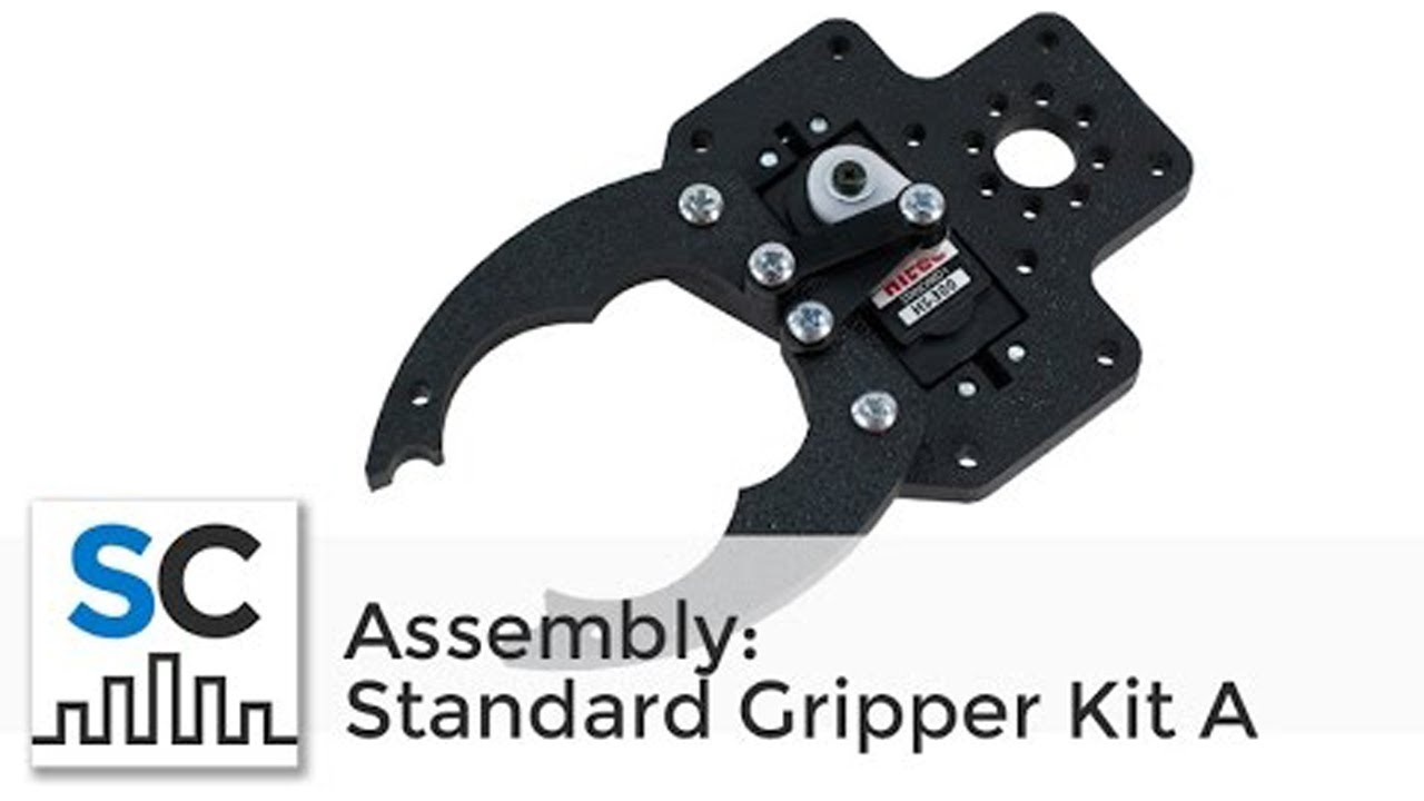 Standard Gripper Kit A Assembly (Full Instructions)