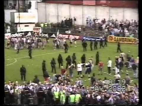Bohemians Praha-Slovan Liberec 2002 - VÝTRŽNOSTI - YouTube