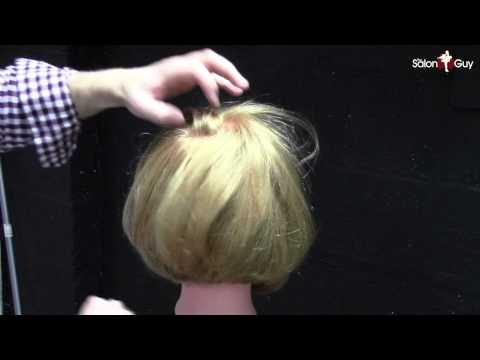 Haircuts for Women – Bob Haircut with Razor Demo